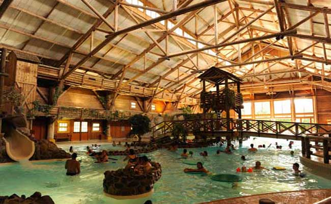 Davy Crockett Ranch Swimming Pool, Disneyland Paris